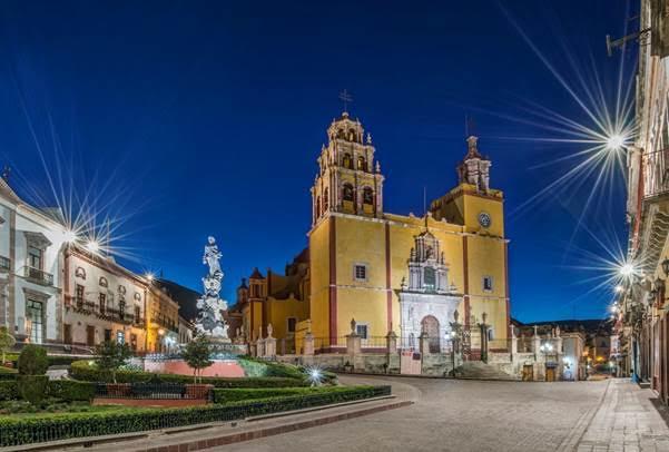 Los destinos más románticos de México - guanajuato-guanajuato-mexico