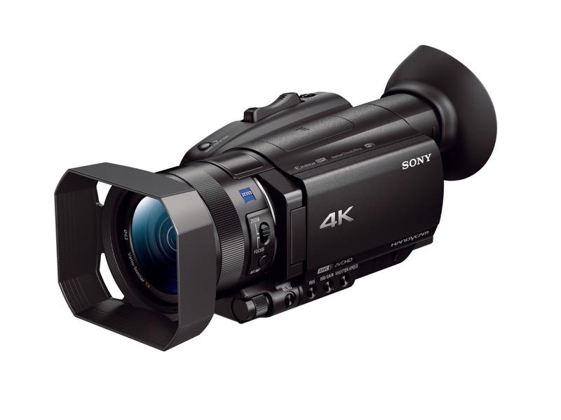 Sony presenta en México cuatro nuevas cámaras profesionales - handycam-fdr-ax700-800x600