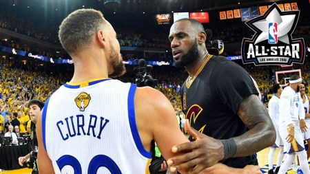 Juego de Estrellas NBA All Star 2018 ¡En vivo por internet!