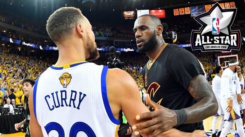 juego de estrellas nba all star 2018 Juego de Estrellas NBA All Star 2018 ¡En vivo por internet!