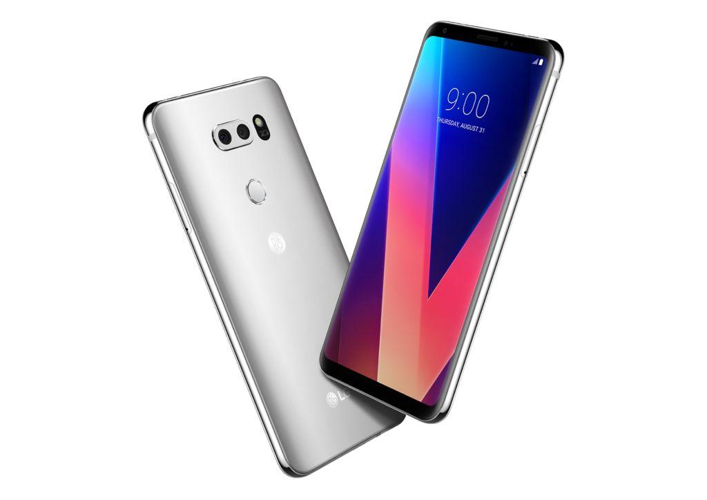lg v30 lg vision ai LG Vision AI: la Inteligencia Artificial que vendrá con la renovación del V30