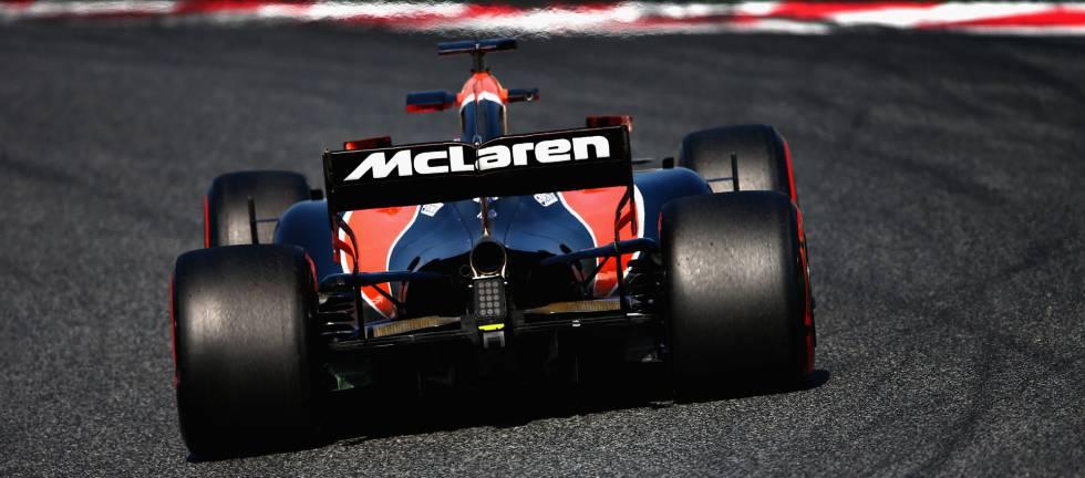 mclaren Alianza entre Dell Technologies y Mclaren coches de la Fórmula 1