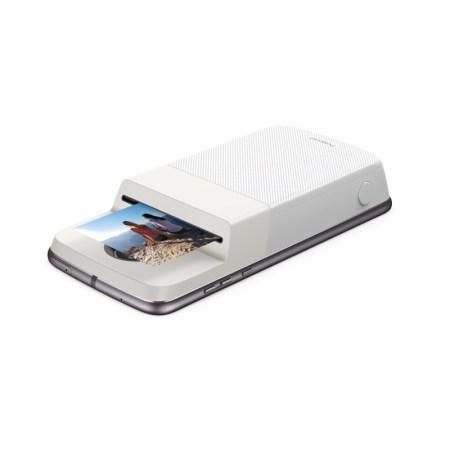 Polaroid Insta-Share Printer, nuevo Moto Mod ¡Ya disponible en México! - motomods_polaroid_laydown_printing_motoz2play
