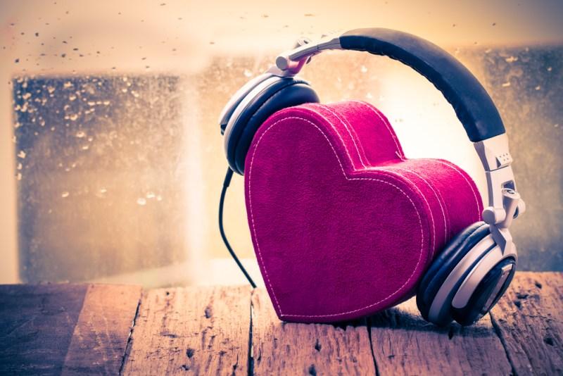 musica de amor 800x534 Spotify revela las canciones más escuchadas de amor, sexo y desamor