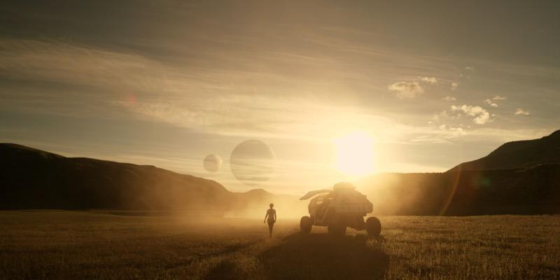 perdidos en el espacio 1 Netflix revela un primer vistazo de Perdidos en el espacio