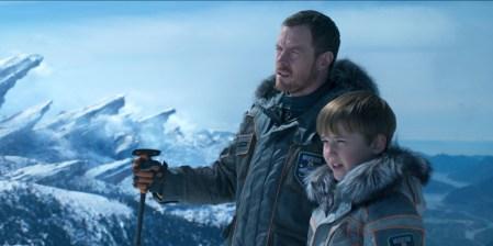 Netflix revela un primer vistazo de Perdidos en el espacio