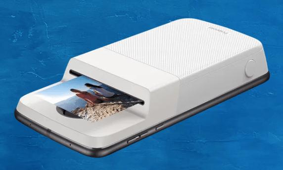 Estos son los Moto Mods para enamorados - polaroid-insta-share-printer