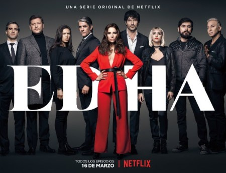 Tráiler oficial EDHA, de la primera serie argentina de Netflix