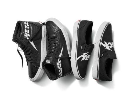 Vans y Metallica en una nueva colaboración exclusiva