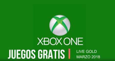 Estos son los Juegos Gratis para la Xbox en Marzo de 2018 Game With Gold
