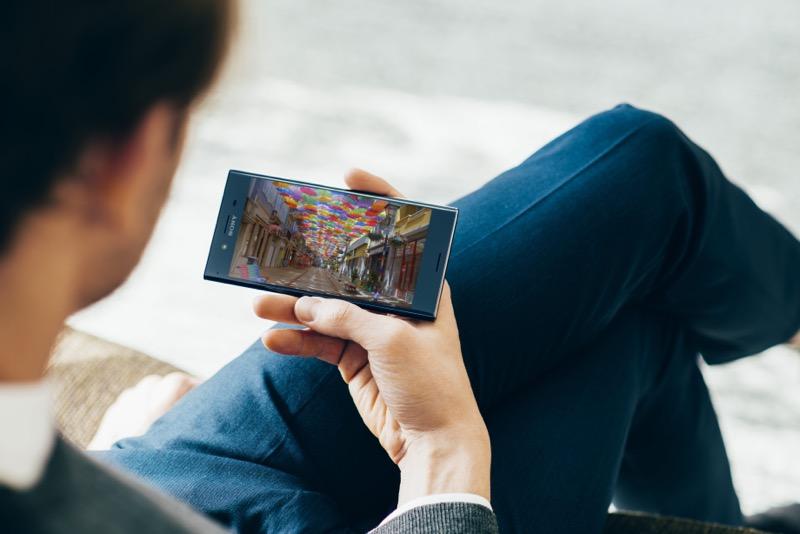 Ahora ya puedes vivir la experiencia completa de GigaRed en tu Xperia XZ1 y Xperia XZ Premium - 11_xperia_xz_premium_viewing-800x534