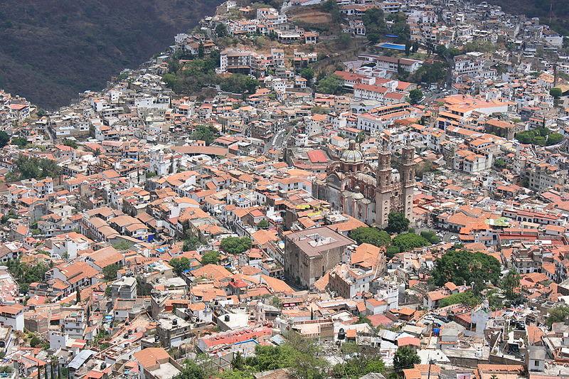 10 Pueblos mágicos a menos de tres horas de la Ciudad de México - 4-taxco-800x533