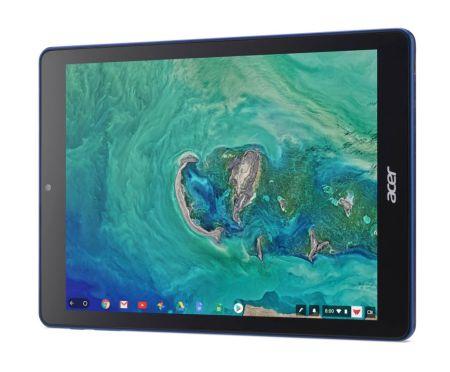 Esta es la primera tablet con Chrome OS y es fabricada por Acer
