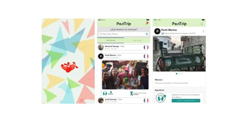 app positrip 800x400 La app donde sólo puedes dejar comentarios positivos de tus viajes