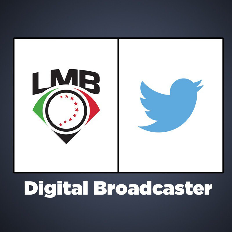 Partidos de la Liga Mexicana de Béisbol se transmitirán en vivo por Twitter - beisbol-lmb-en-vivo-por-twitter