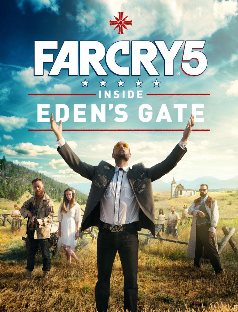 """Ubisoft estrenará en exclusiva el cortometraje """"Inside Eden's Gate"""" de Far Cry 5 - farcry-5-inside-edens-gate"""