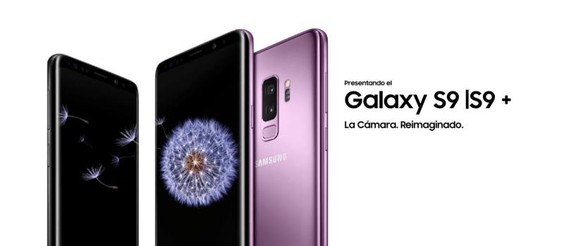 Samsung Galaxy S9 y S9+ llega a México - galaxy-s9-samsung-800x350