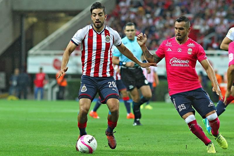 Rodrigo Millar, de Morelia, fuera de cuatro a seis semanas