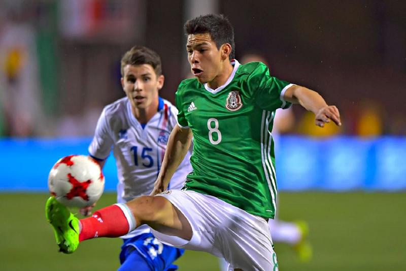 A qué hora juega México vs Islandia este 23 de marzo y cómo verlo - horario-mexico-vs-islandia-23-marzo