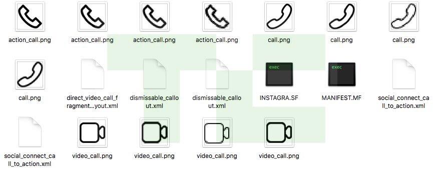 insta call buttons Instagram podría añadir la función de llamadas y videollamadas en sus aplicaciones