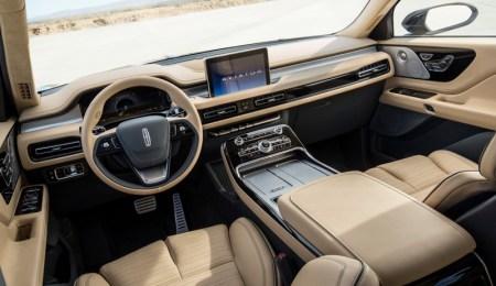 """Lincoln presenta Aviator: la SUV con motor híbrido """"Plug-in"""" - lincoln-aviator-16"""