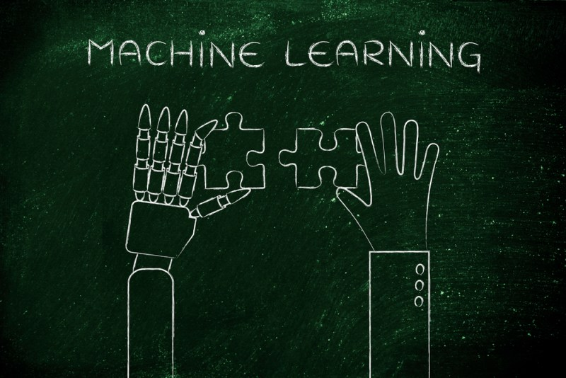 Google Cloud y Coursera lanzarán curso en español sobre Big Data y Machine Learning - machine-learning-800x534