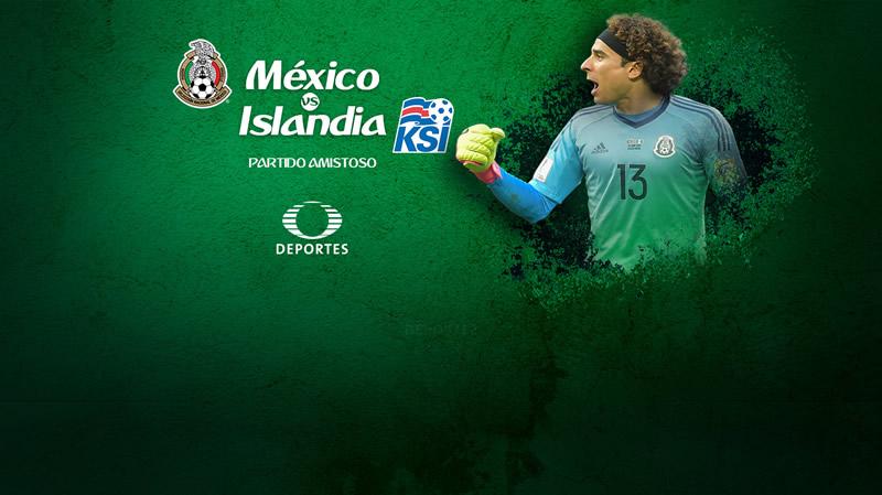 México vs Islandia 2018 con transmisión en vivo por internet ¡No te lo pierdas! - mexico-vs-islandia-televisa-deportes-23-marzo