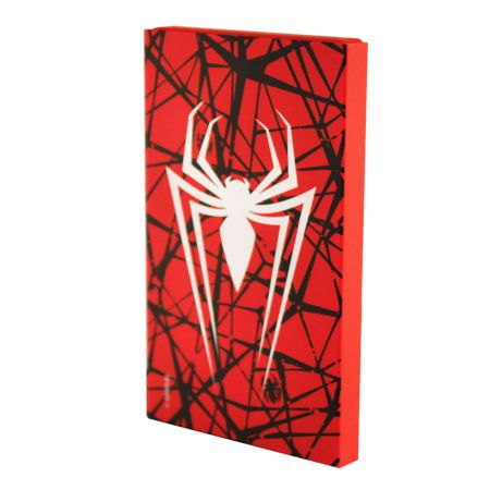 Ginga lanza powerbanks ultra delgadas de Spider-Man - powerbank-spiderman-sp17pbk301