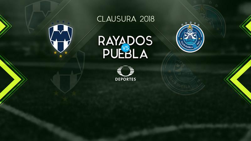 Monterrey vs Puebla, Jornada 10 C2018 ¡En vivo por internet! - rayados-vs-puebla-televisa-deportes-c2018