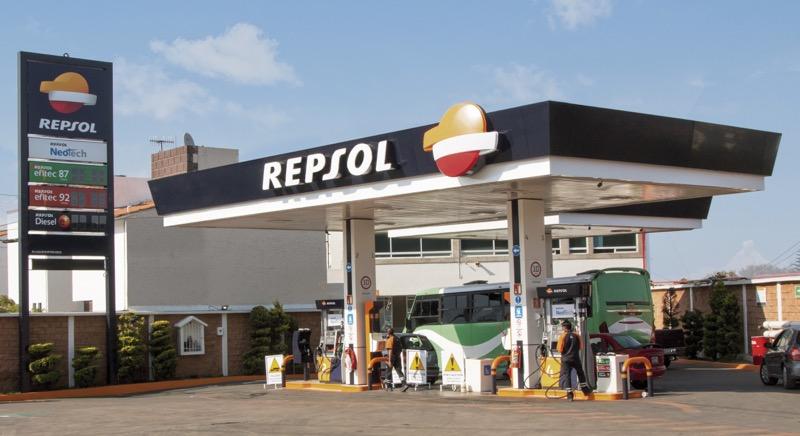 Gasolineras REPSOL llegan a México ¡garantizan litros completos! - repsol
