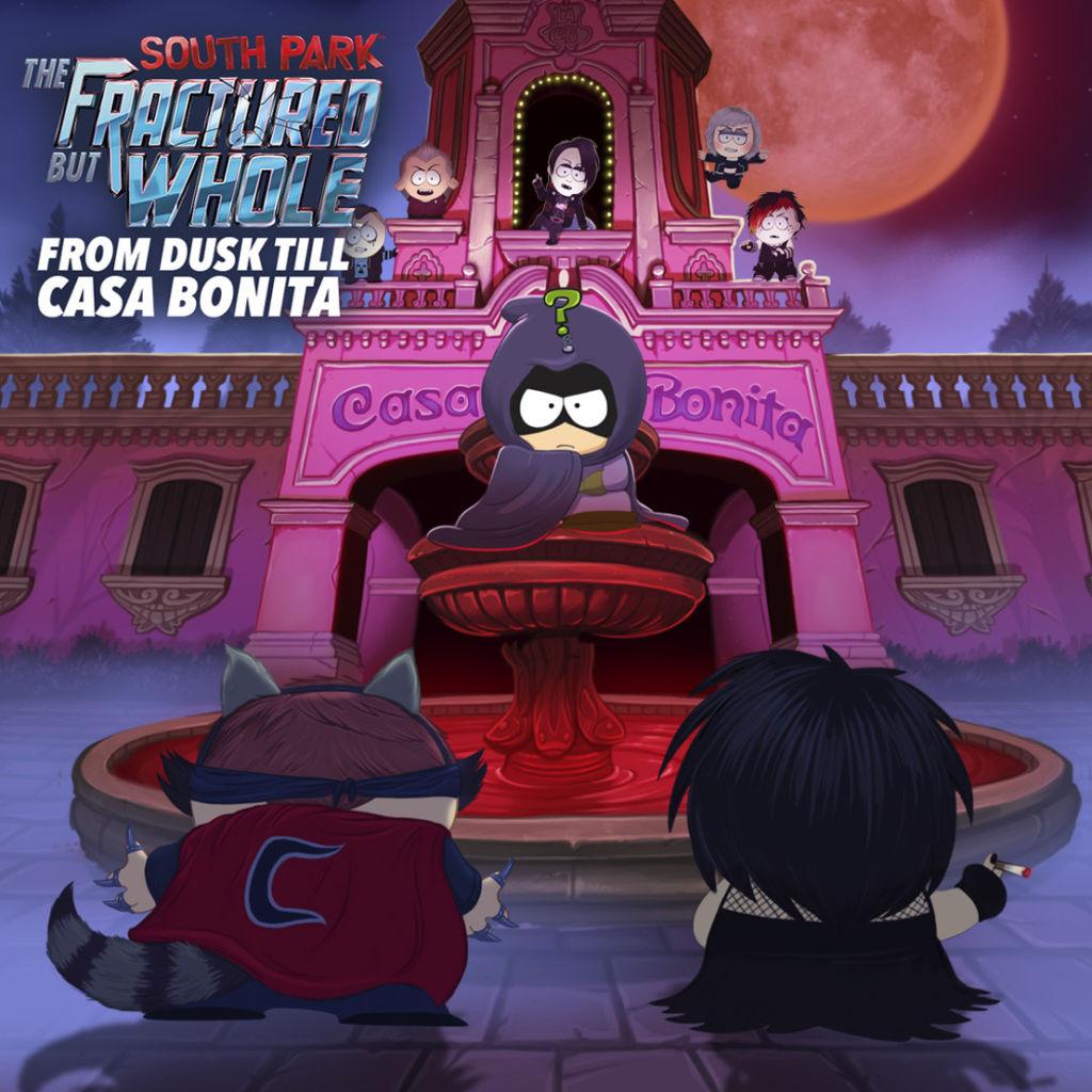 """South Park: Retaguardia en Peligro estrena el contenido descargable """"Del crepúsculo hasta Casa Bonita"""" - south-park-retaguardia-en-peligro-del-crepusculo-hasta-casa-bonita"""
