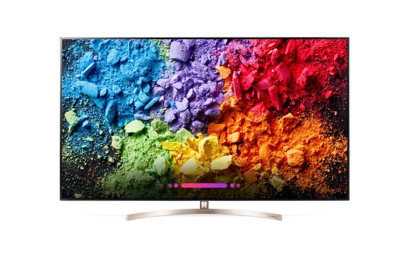 La nueva gama de televisores OLED y SUPER UHD premium de LG 2018 - super_uhd_sk95_ai-800x531