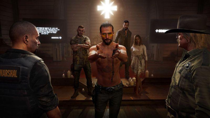 Ubisoft anuncia que Far Cry 5 ¡Ya disponible! - ubisoft-far-cry-5-800x450