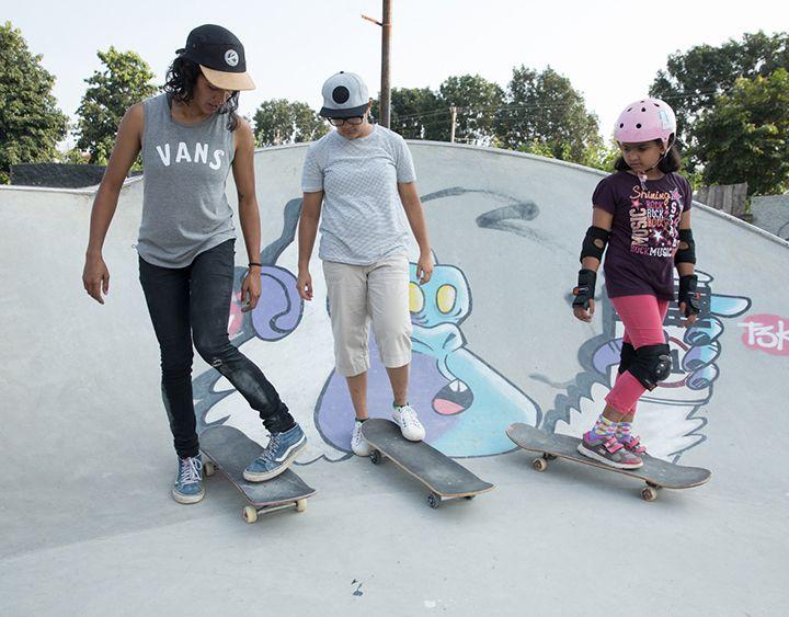 """Vans presenta """"Girls Skate India"""" mujeresskatersque inspiran y empoderan a una nueva generación - vans-girlsskate-india"""