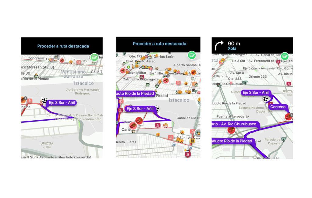 Waze te da la información sobre las rutas y vías alternas durante el Vive Latino 2018 - waze-vive-latino-2018