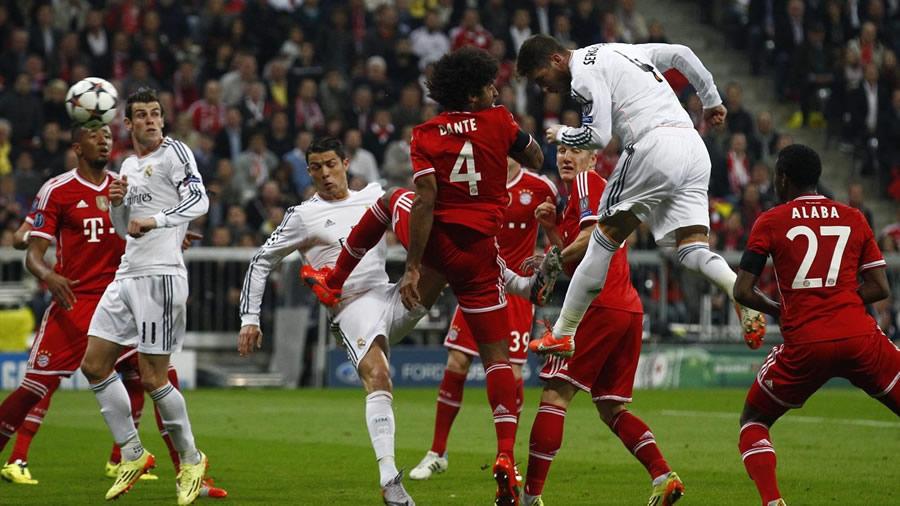 Bayern Munich vs Real Madrid, Semifinal Champions 2018 ¡En vivo por internet! | IDA - bayern-munich-vs-real-madrid-2018-semifinal-ida