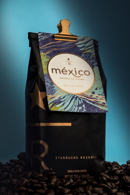 Starbucks inaugura su primeraReserve Baren México - cafe-oaxaca-la-pluma