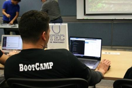 El Tecnológico de Monterrey lanza su primer Coding Boot Camp