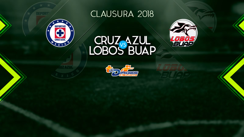 Cruz Azul vs Lobos BUAP, J14 del Clausura 2018 ¡En vivo por internet! - cruz-azul-vs-lobos-buap-j14-clausura-2018