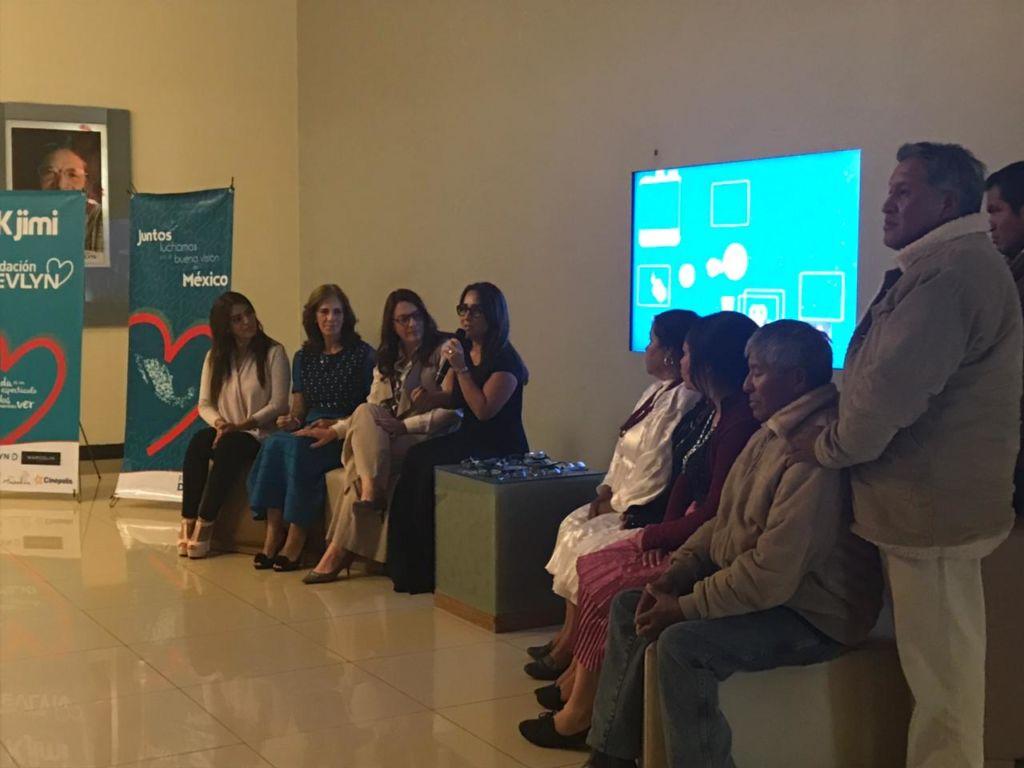 Fundación Devlyn y Grupo Marcolin donarán lentes a comunidad Mazahua
