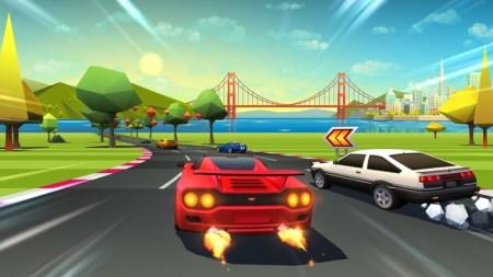 Horizon Chase Turbo ¡ya con fecha de lanzamiento para PS4 y Steam! - horizon-chase-turbo