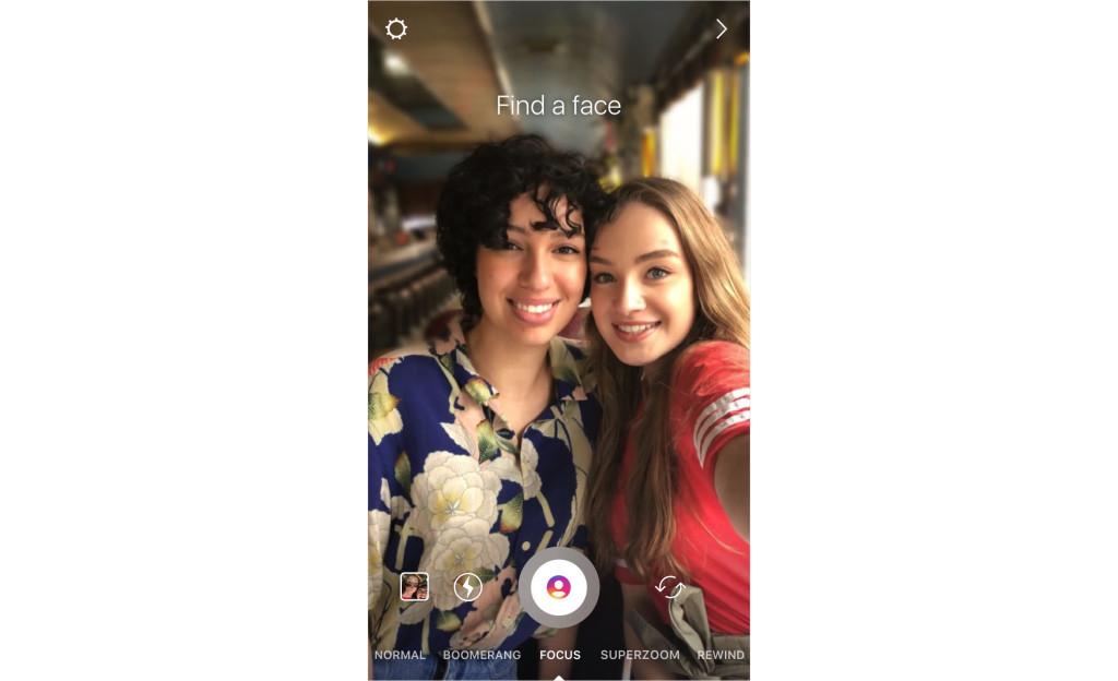 Instagram presenta Enfoque, el modo retrato para las historias - instagram-focus