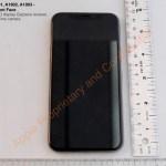 Un iPhone X en color oro se aparece en documentación de la FCC - ix-front