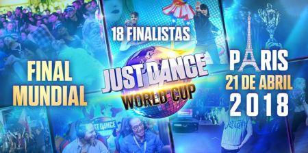Final Just Dance World Cup 2018 el 21 de abril ¡transmisión en vivo!