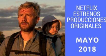 Netflix Mayo de 2018 Producciones Originales