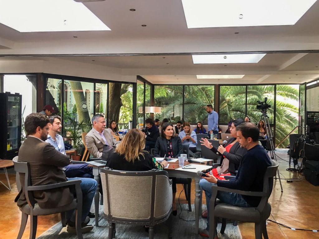Mesa redonda Social Media Week 2018: la tecnología en nuestra sociedad - mesa-redonda-social-media-week-2018