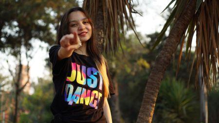Ariadna Ramírez representará a México en la Just Dance World Cup 2018