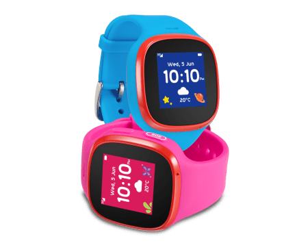 Smartwatch para niños Alcatel Movitime ¡regalo ideal para este día del niño! - move-time-smartwatch-alcatel-movetime