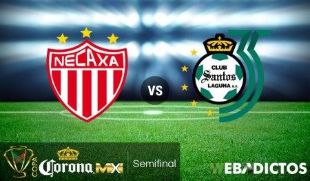 Necaxa vs Santos, Semifinal de Copa MX C2018 ¡En vivo por internet!