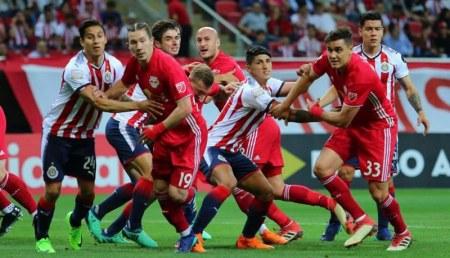 New York vs Chivas, Semifinal de Concachampions 2018 ¡En vivo por internet!